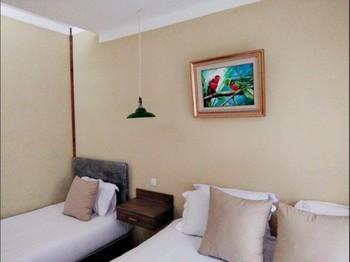 Rumah Sora Bandung - Meranti (3 Adults) Basic Deal