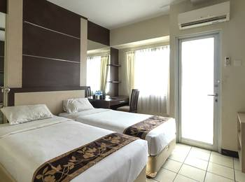 Centro City Service Apartment Jakarta - Superior Twin With Bfast Regular Plan