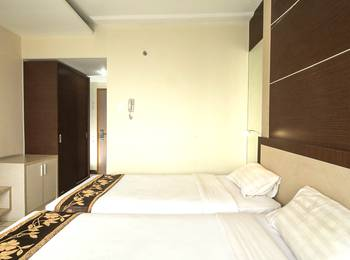 Centro City Service Apartment Jakarta - Superior Twin With Breakfast Regular Plan
