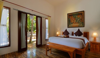 Astiti Penida Resort & Spa Bali - Deluxe Villa, 1 King Bed, Smoking, Pool View Last Minutes 55%