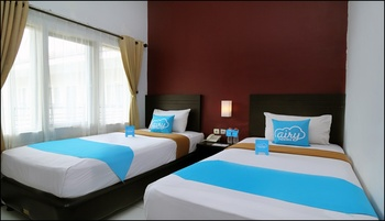 Airy Mulyoharjo Ahmad Yani Pemalang - Standard Twin Room with Breakfast Special Promo June 28