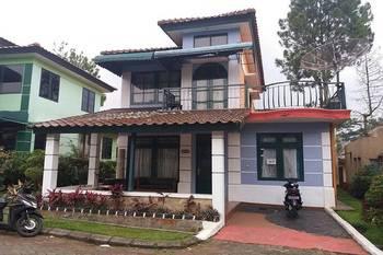 Villa Kota Bunga Semanggi Cianjur - Villa 4 Bedroom Regular Plan