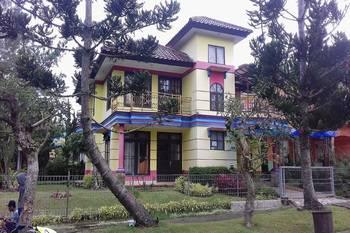 Villa Kota Bunga Semanggi Cianjur - Villa 5 Bedroom Regular Plan