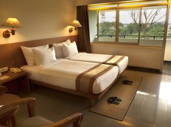 Sangria Resort & Spa Bandung - Deluxe Non AC Room Only Regular Plan