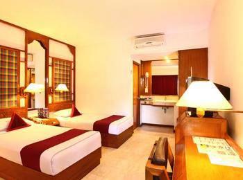 Bounty Hotel Bali - Standard Twin Room Regular Plan