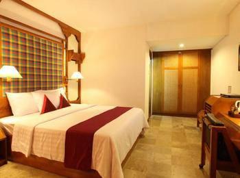 Bounty Hotel Bali - Superior Room Regular Plan