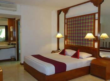 Bounty Hotel Bali - Standard Double Room Regular Plan