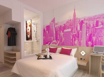 favehotel S. Parman Medan - Standard Room with Breakfast Regular Plan