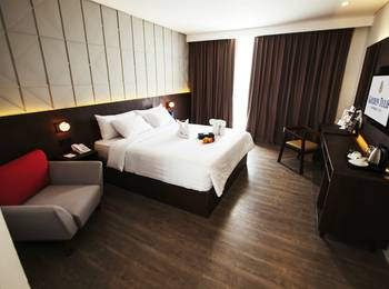 Golden Tulip Pontianak - Eksekutif Twin - dengan sarapan   Save Early Bird 10%