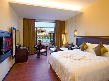 Best Western Resort  Kuta - Deluxe Pool Access Room Only Min 4N Stay
