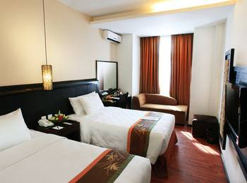 Best Western Resort  Kuta - Superior Room Only Last Minute - 7 Days