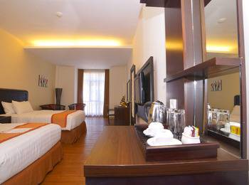 Best Western Resort  Kuta - Deluxe Garden View Room Only Last Minute