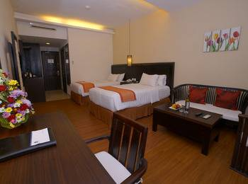 Best Western Resort  Kuta - Deluxe Garden View Room Only Min 4N Stay