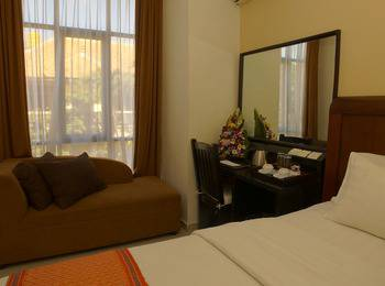 Best Western Resort  Kuta - Superior termasuk Sarapan Min 4N Stay