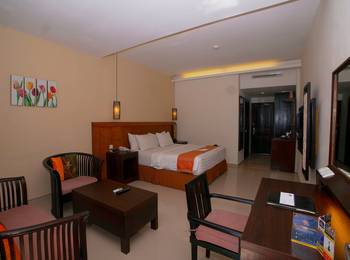 Best Western Resort  Kuta - Deluxe Pool Access Room Only Setelah jam