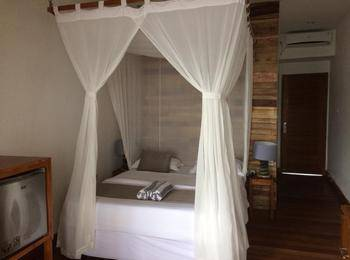 Blu d'aMare Resort Gili Trawangan Lombok - Deluxe Double Room With Sea View Regular Plan
