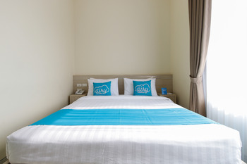 Airy Syariah Kebon Kacang Sembilan 43 Jakarta Jakarta - Standard Double Room Room Only Regular Plan