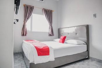 RedDoorz @ Jalan Narada Lampung Bandar Lampung - RedDoorz Room KETUPAT