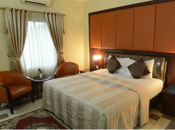 Hotel Jusenny Jakarta - Deluxe Room Only Regular Plan