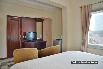 Hotel Jusenny Jakarta - Deluxe Room Only Last Minute 25%