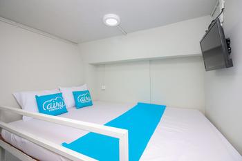 Airy Eco Syariah Bandara Soetta Taman Mahkota Empat Tangerang - Standard Double Room Only Special Promo Feb 5