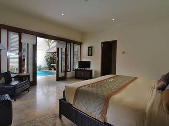 Asri Jewel Villas & Spa Bali - 2 Bedroom Pool Villa Regular Plan