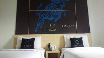 Zodiak Paskal by KAGUM Hotels Bandung - Suite Twin Room Only Suite's Deal