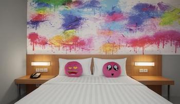 favehotel Hasyim Ashari Tangerang Tangerang - Standard Room Only Regular Plan