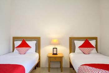 OYO 107 Kusuma Kemang Suite Jakarta - Standard Twin Regular Plan