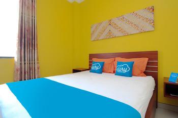 Airy Eco Bandara Juanda Sedati Sidoarjo - Deluxe Double Room Only Special Promo June 33
