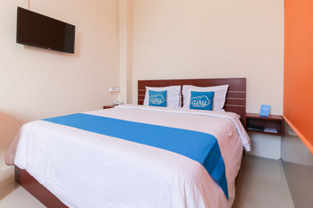 Airy Eco Bandara Juanda Sedati Sidoarjo - Deluxe Double Room Only Special Promo Aug 33