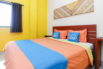 Airy Eco Bandara Juanda Sedati Sidoarjo - Superior Double Room Only Regular Plan