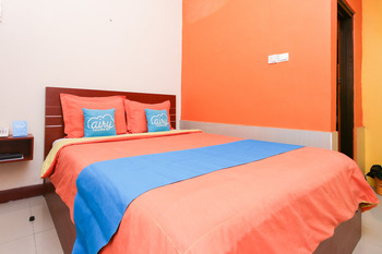 Airy Eco Bandara Juanda Sedati Sidoarjo - Standard 2 Double Room Only Regular Plan