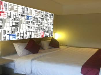 Grand Cordela Hotel Bandung - Deluxe Smart Double Room Only Regular Plan