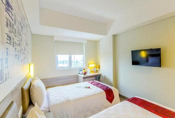 Grand Cordela Hotel Bandung - Deluxe Smart Twin Room Regular Plan