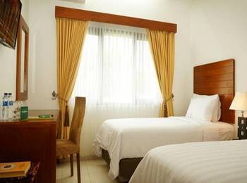 Assalaam Syariah Hotel Solo Solo - Standard Twin Room Only  Regular Plan
