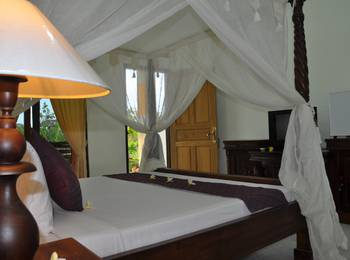 Uma Sari Cottage Bali - Deluxe Room Regular Plan