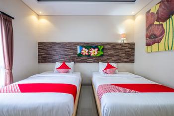 OYO 914 Batukaru Garden 5 Sevilla Bali - Standard Twin Room Regular Plan
