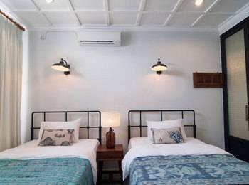 Brown Feather Hotel Bali - Superior Ahusaka Twin Regular Plan