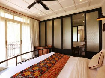 Brown Feather Hotel Bali - Superior Ahusaka Double Regular Plan