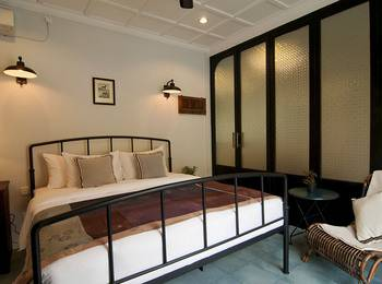 Brown Feather Hotel Bali - Deluxe Halona Double Bali Escapade