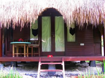 TS Hut Lembongan Bali - Bungalow satu kamar tanpa sarapan Regular Plan
