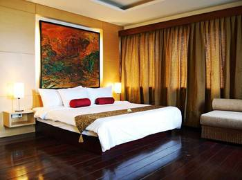 The Wangsa Hotel & Villas Bali - Deluxe Pool View With Breakfast Save 50 %
