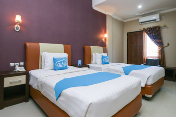 Airy Bandara Syamsudin Noor Kasturi Satu Banjarbaru - Deluxe Twin Room with Breakfast Special Promo July 33