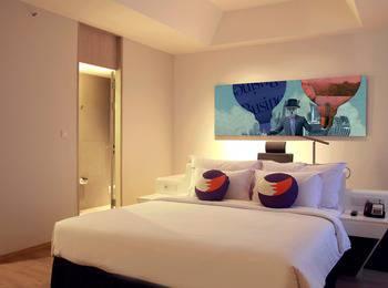 FOX HARRIS Hotel Pekanbaru - Executive Room Only Regular Plan