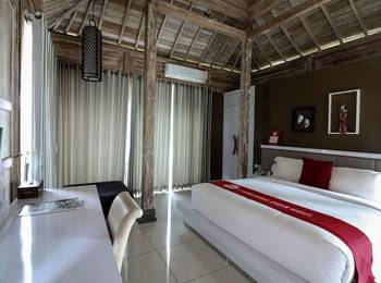 NIDA Rooms Sawah Jogjo 28 Ngaglik Jogja - Double Room Double Occupancy Special Promo