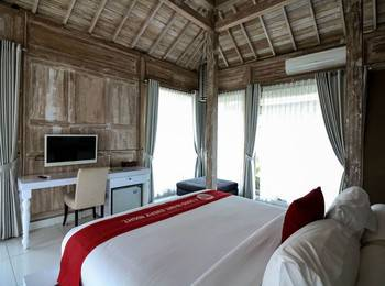 NIDA Rooms Sawah Jogjo 28 Ngaglik Jogja - Double Room Single Occupancy Special Promo