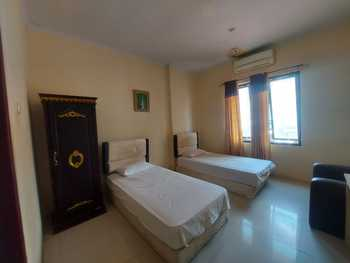 Hotel Mulia Kendari Kendari - Twin Room Gajian