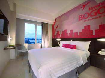 Fave Hotel Bogor - Standard Room With Breakfast Regular Plan