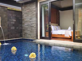 Kori Maharani Villas Bali - Two Bedroom Pool Villa Regular Plan